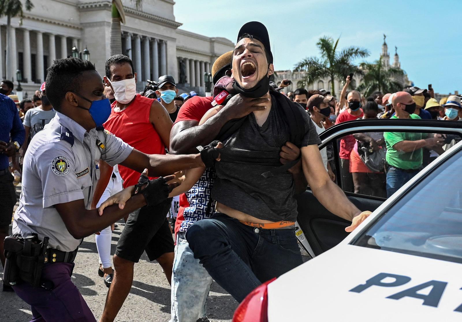 Cuba, la represión que no cesa y la necesaria solidaridad con su pueblo