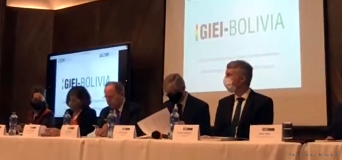 Grupo interdisciplinario de Expertos Independientes (GIEI-Bolivia)