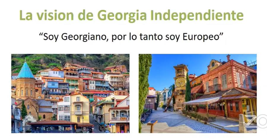 Georgia, una transformación con aliento europeísta entre las montañas del Cáucaso