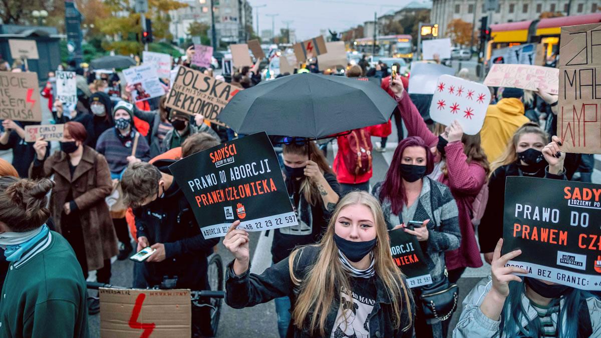 Marcha atrás en materia de igualdad de género en Polonia