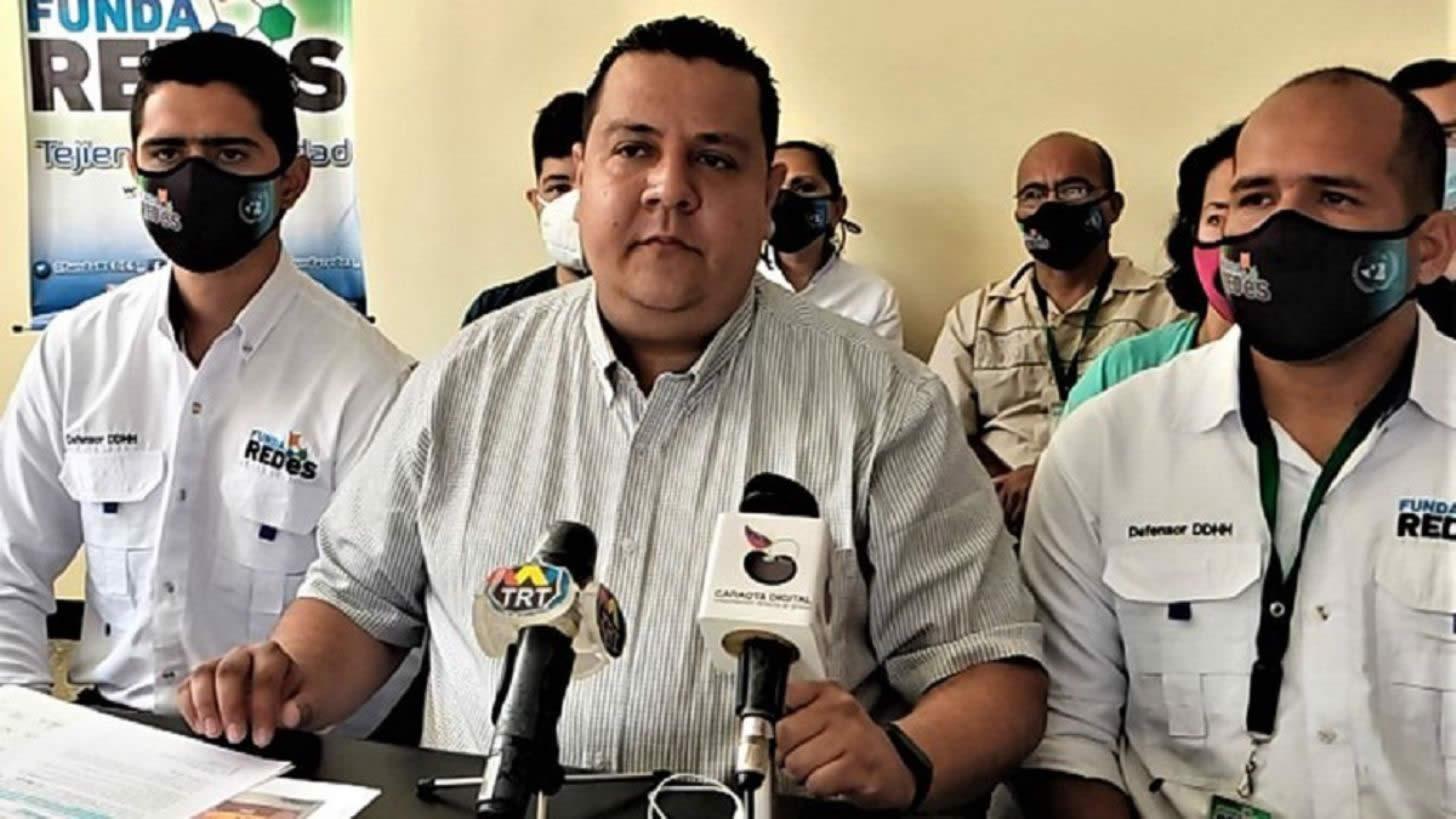 Las autoridades deben liberar de inmediato a los defensores de derechos humanos Javier Tarazona, Rafael Tarazona y Omar García de Fundaredes