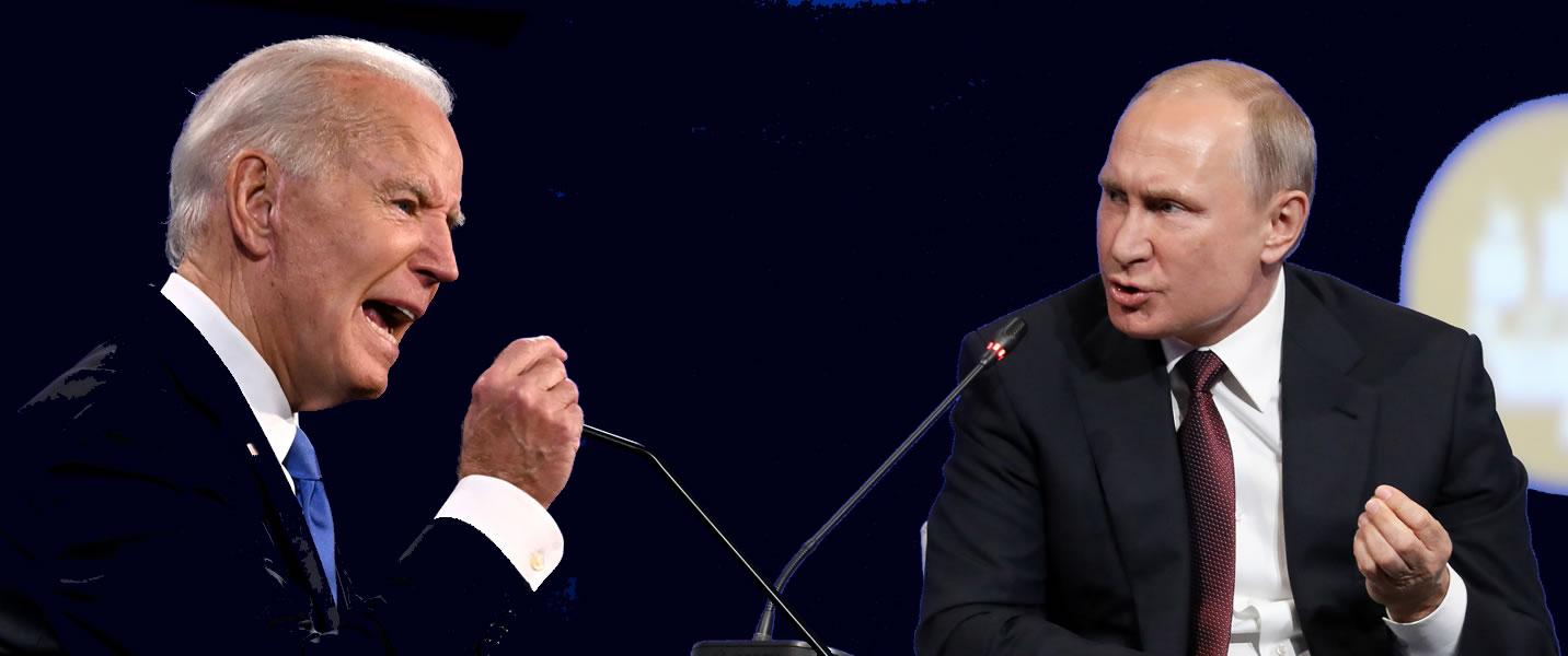 Biden - Putin
