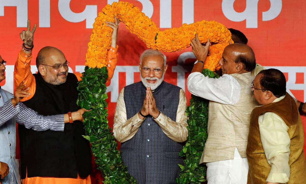 La democracia ante el nacionalismo hindú