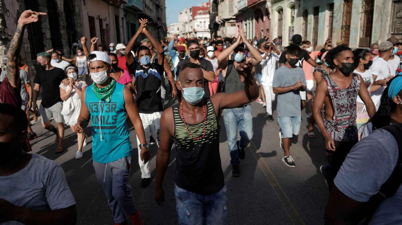 Aires democráticos en Cuba