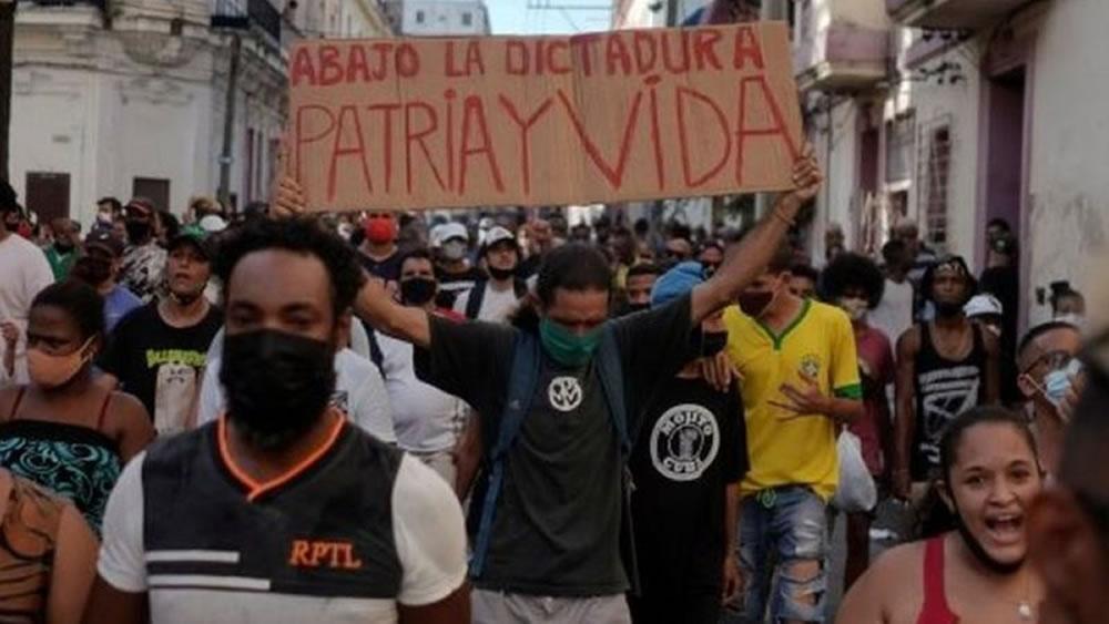 Cuba y la soledad de las víctimas