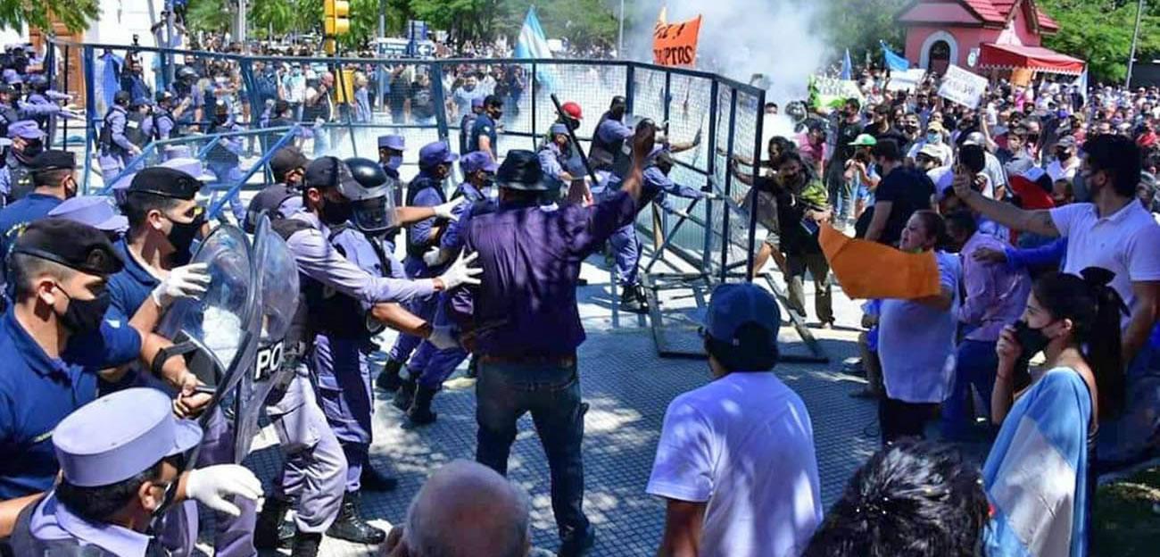 CADAL repudia la represión en Formosa
