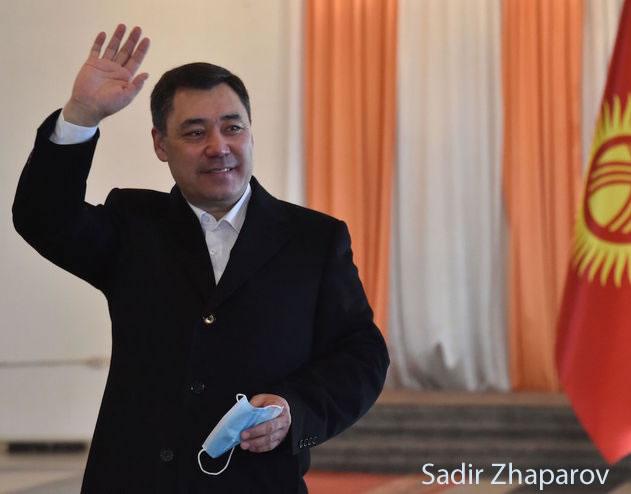Sadir Zhaparov