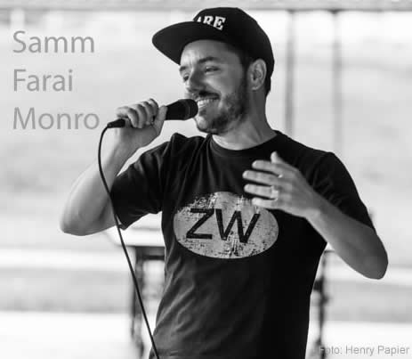 Samm Farai Monro