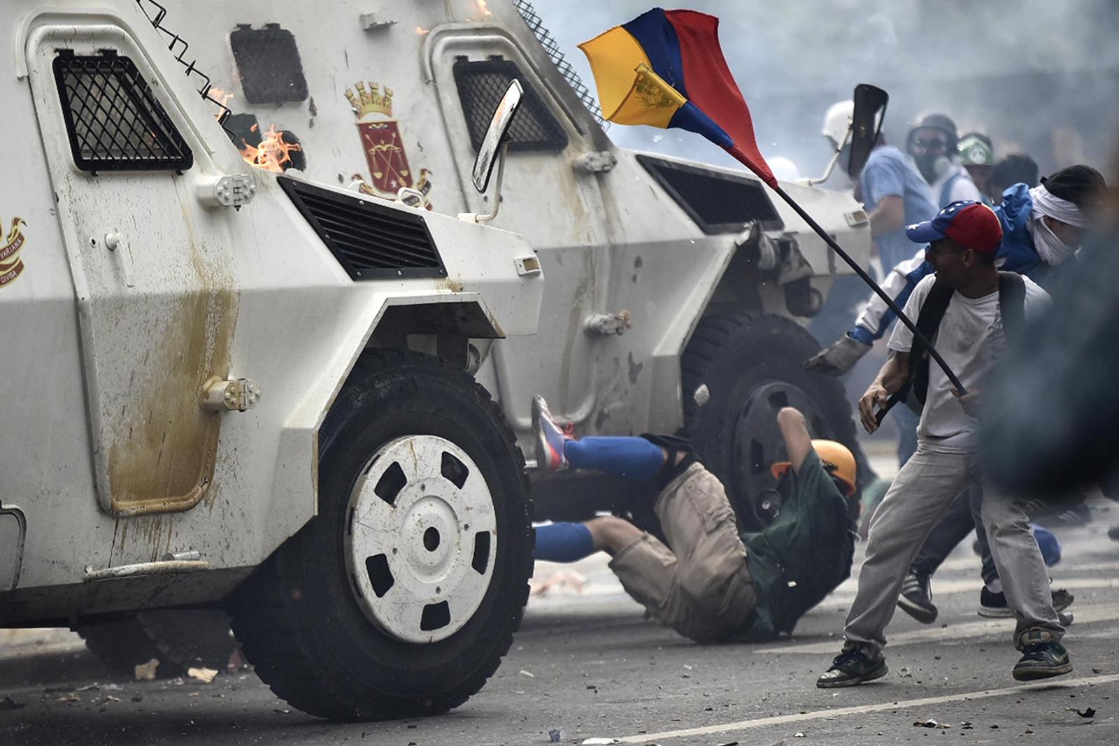 Posición argentina sobre Venezuela: un golpe al compromiso con los Derechos Humanos