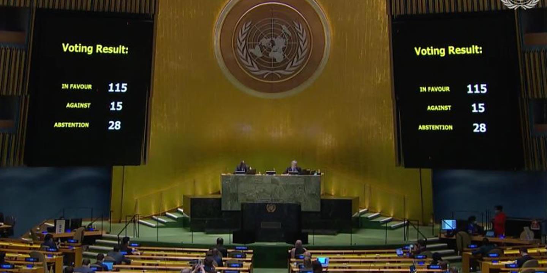 Las autocracias latinoamericanas quedaron aisladas en una reciente Resolución sobre la Responsabilidad de Proteger (R2P) en la ONU
