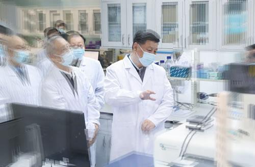 Xi Jinping - Vacunas