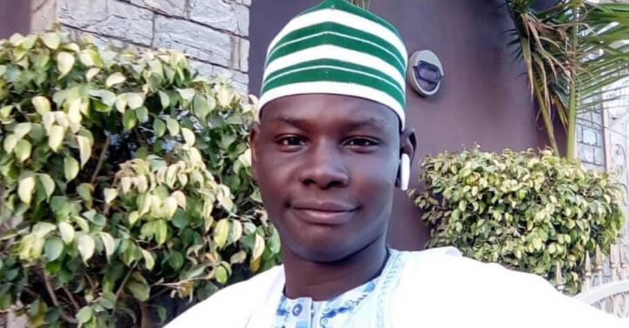 El cantante de gospel Yahaya Sharif-Aminu condenad0 a muerte por compartir una canción que contiene una referencia al Profeta Muhammad. Foto: Instagram