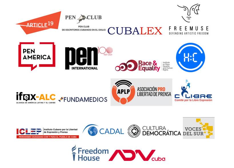 Organizaciones internacionales reiteran preocupación por la respuesta represiva de parte del Estado cubano, al cumplirse un mes de las protestas del 11 de julio