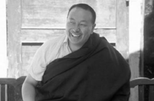 Bangri Tsamtrul Rinpoche