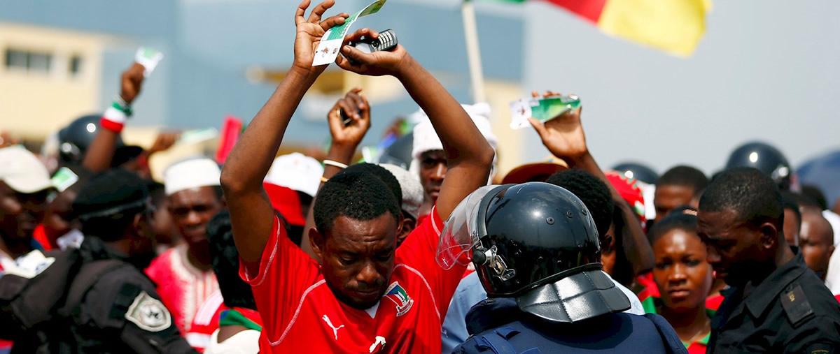 La disolución del CEID: el testigo de la represión creciente contra la sociedad civil en Guinea Ecuatorial