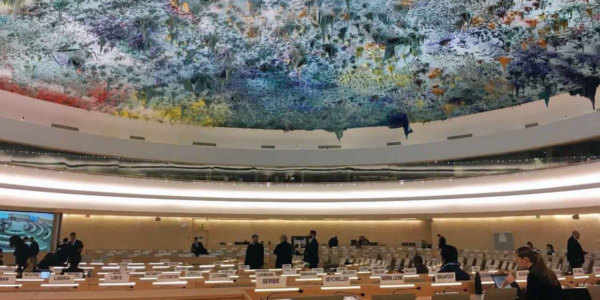 ONU: Examen Periódico Universal - Chile