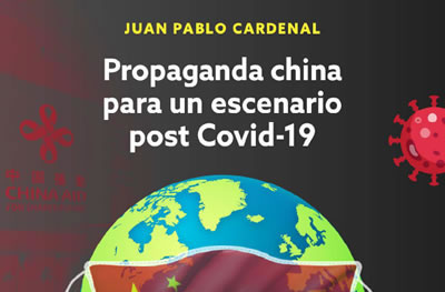 Propaganda china para un escenario post Covid-19