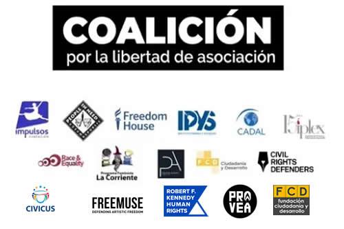 Lanzamiento de la Coalición por la Libertad de Asociación