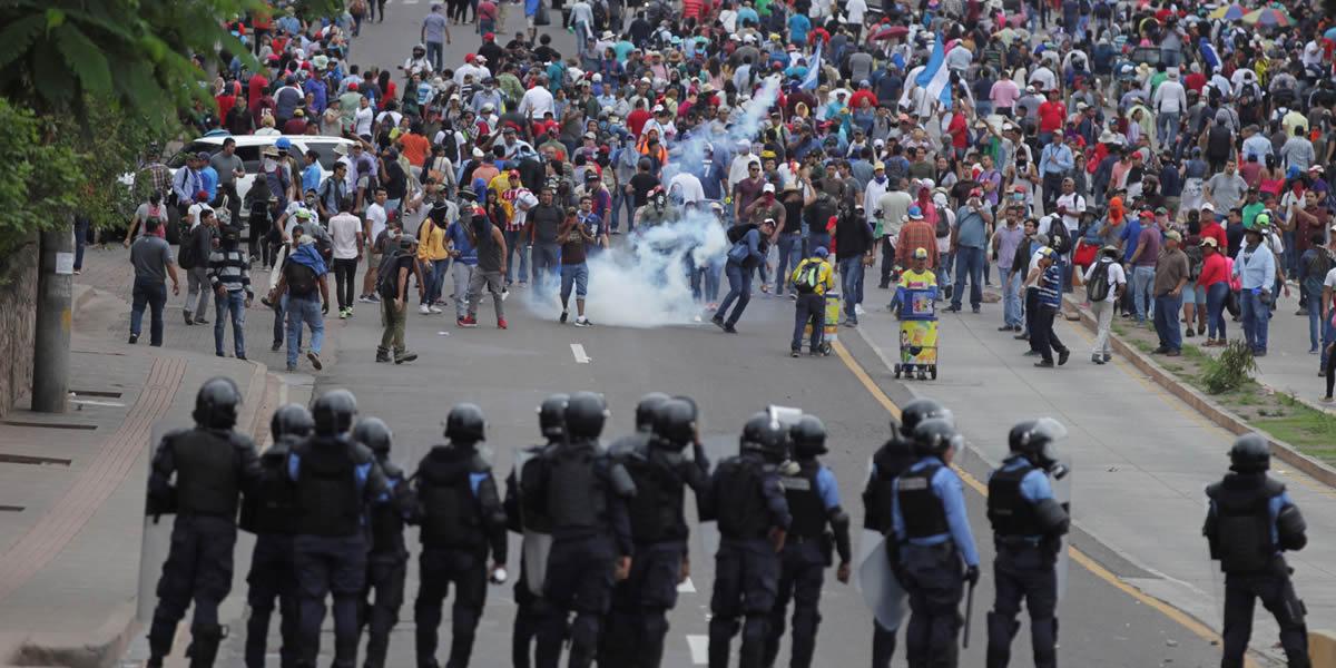 ¿Qué dice la CIDH sobre la actual situación de los derechos humanos en Honduras?