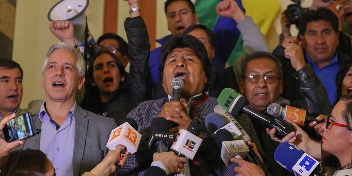 Evo Morales pone en juego su legado con las denuncias de fraude