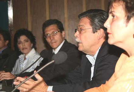 Fernando Ruiz durante el evento