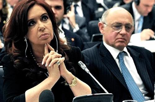 Héctor Timerman - Cristina Kirchner - Pacto con Irán