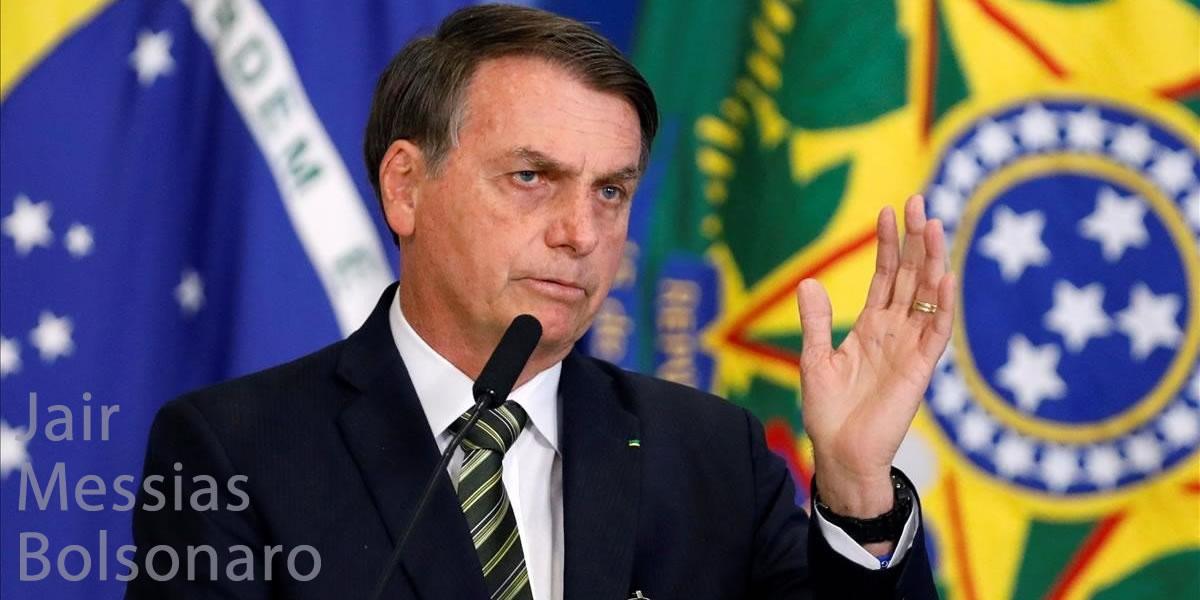 Jair Messias Bolsonaro - Brasil