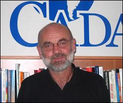 Jan Ruml en la sede de CADAL