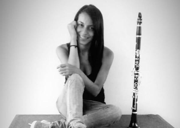 Karen Palacios - Clarinetista venezolana