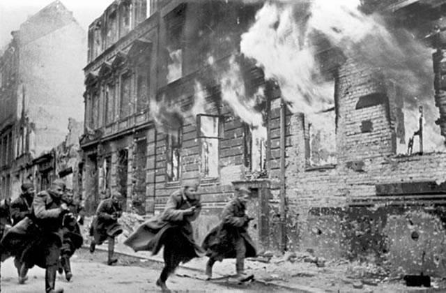 Kristallnacht - Alemania 1938