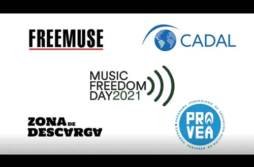 Music Freedom Day 2021