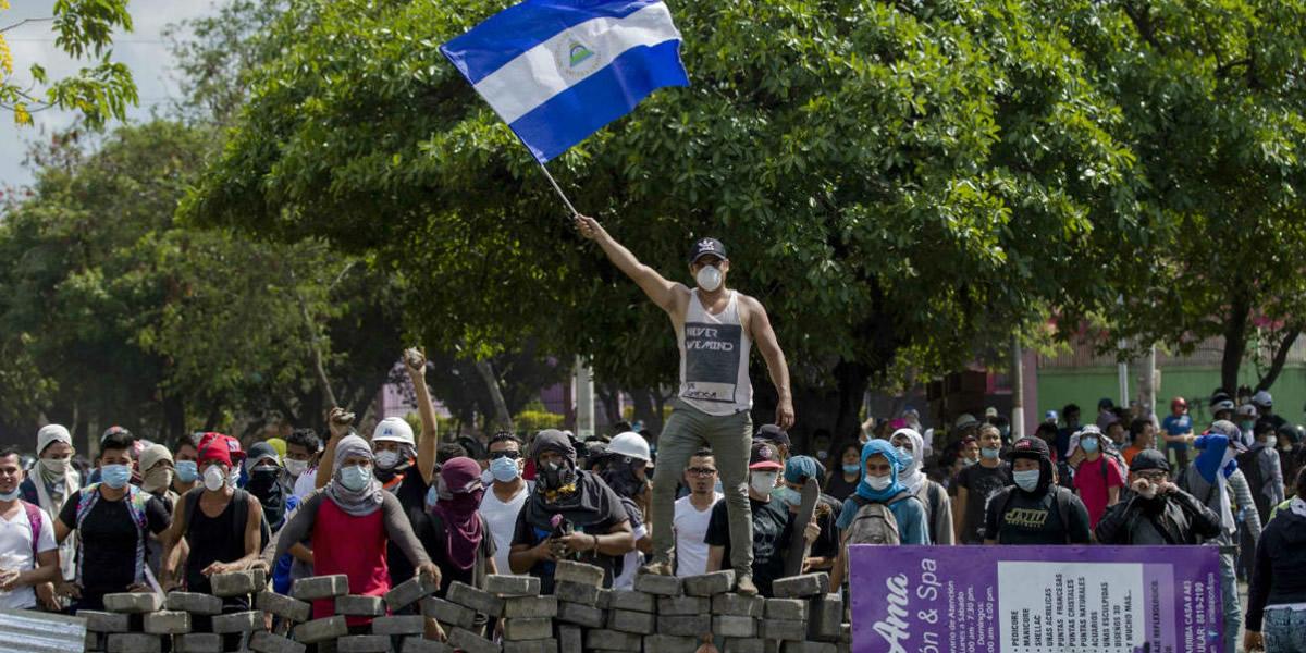 Nicaragua: protestas y crisis social