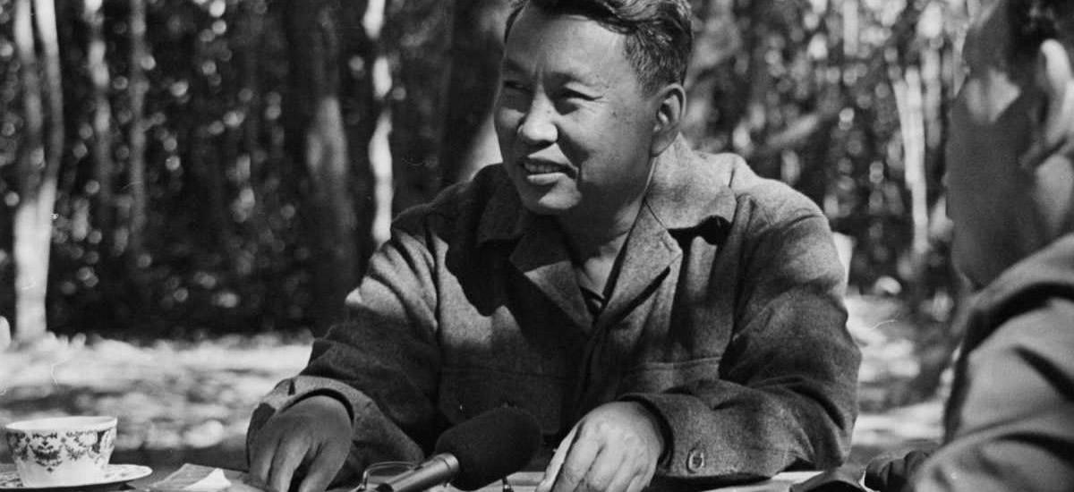 Pol Pot, el cruel líder comunista de Camboya