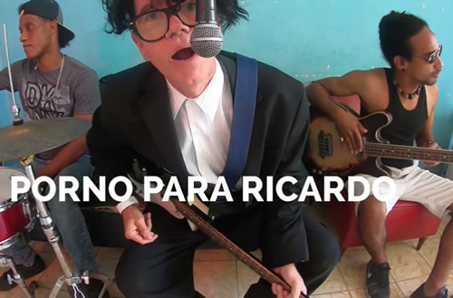 Porno Para Ricardo en el Music Freedom Day