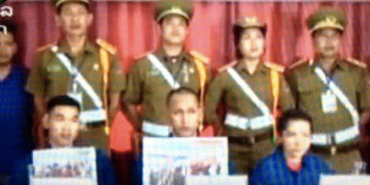 Soukan Chaithad, Somphone Phimmasone y Lodkham Thammavong