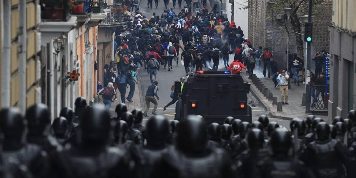 Violencia en Ecuador - Amnistía Internacional exige investigaciones