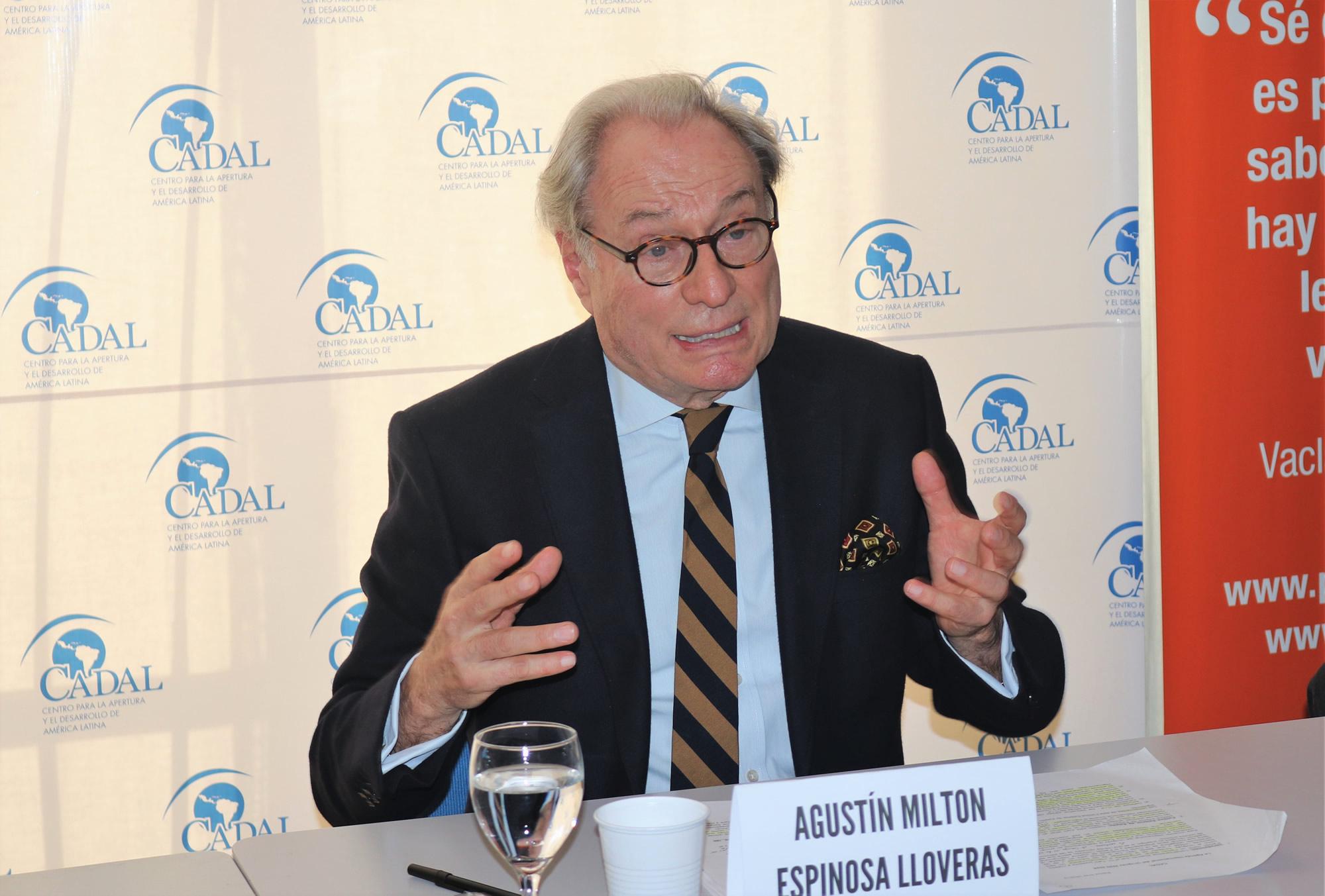 Agustin Espinosa Lloveras - Partico Colorado - Uruguay