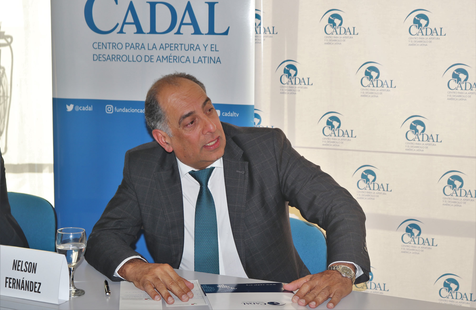 Nelson Fernández - Frente Amplio - Uruguay