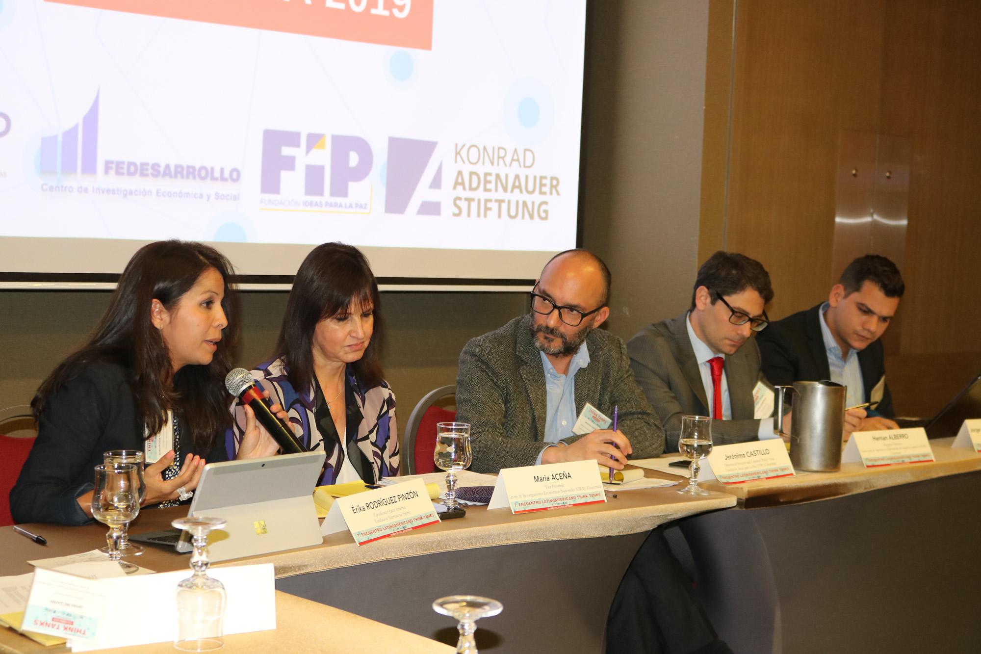 CADAL en el 7º Encuentro Latinoamericano de Think Tanks