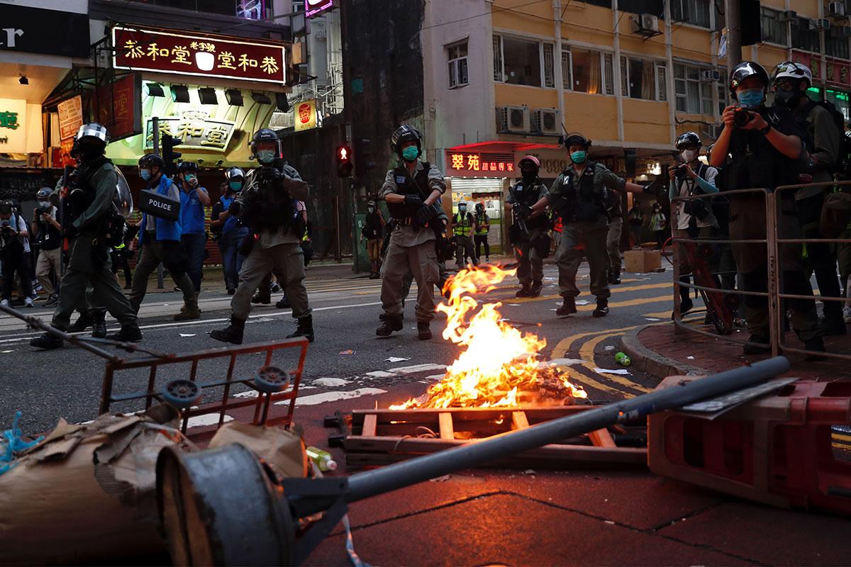 Exigir que China rinda cuentas o ser la próxima víctima
