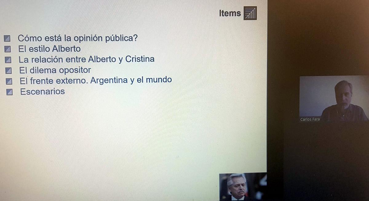 Ocho meses después: ¿qué es el gobierno de Alberto Fernández?