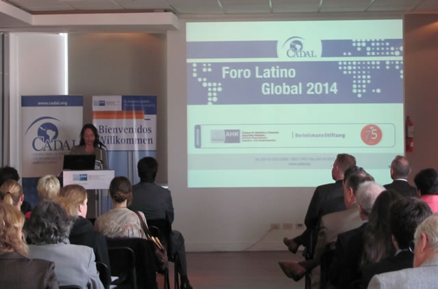 Foro Latino Global 2014