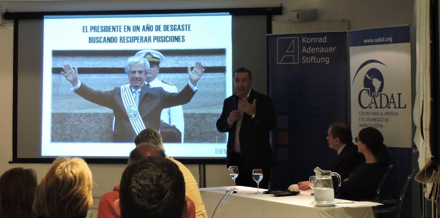 Perspectivas políticas 2016 en Argentina y Uruguay