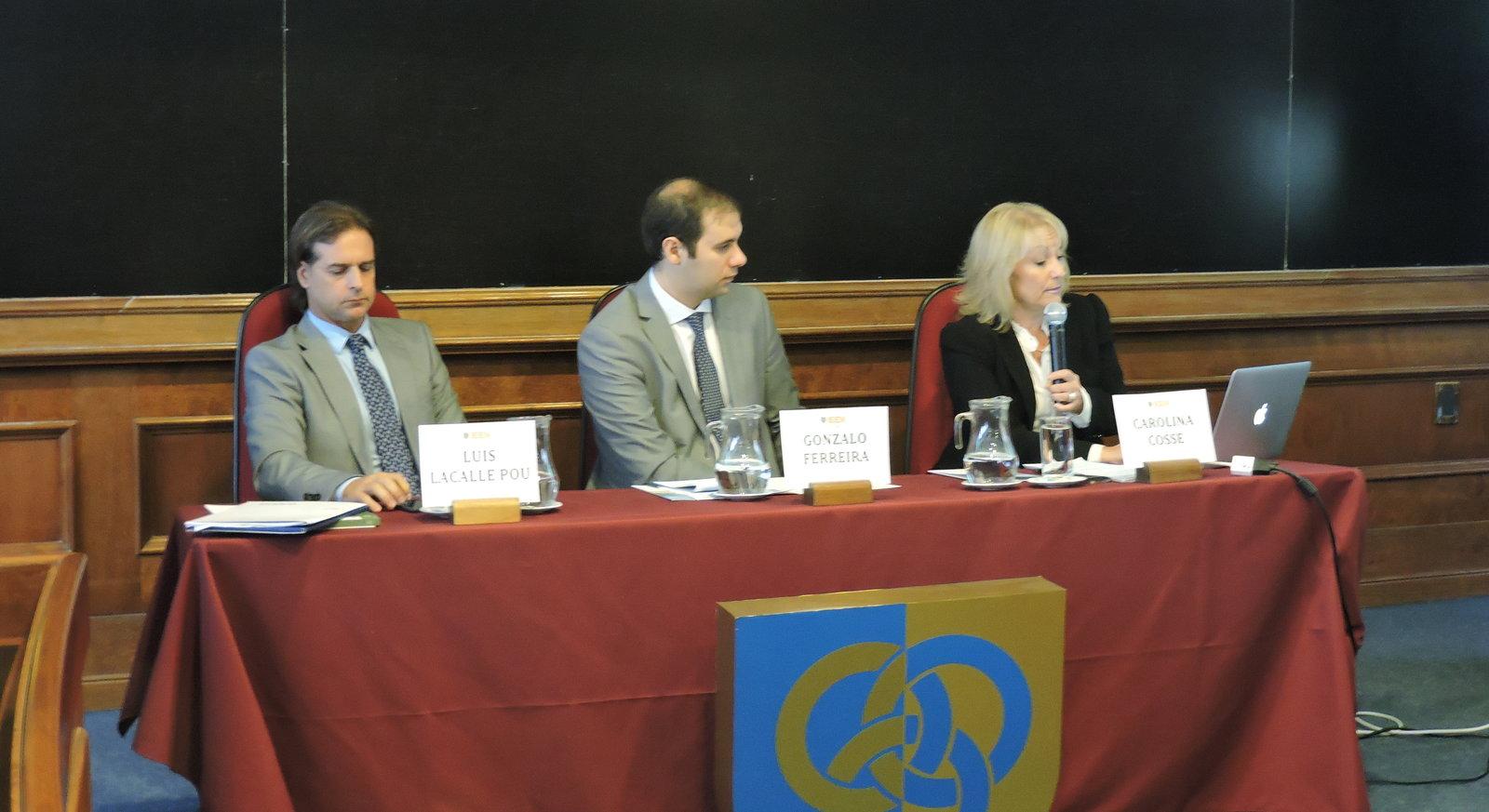 Presentación en Montevideo del Índice de Transformación 2016