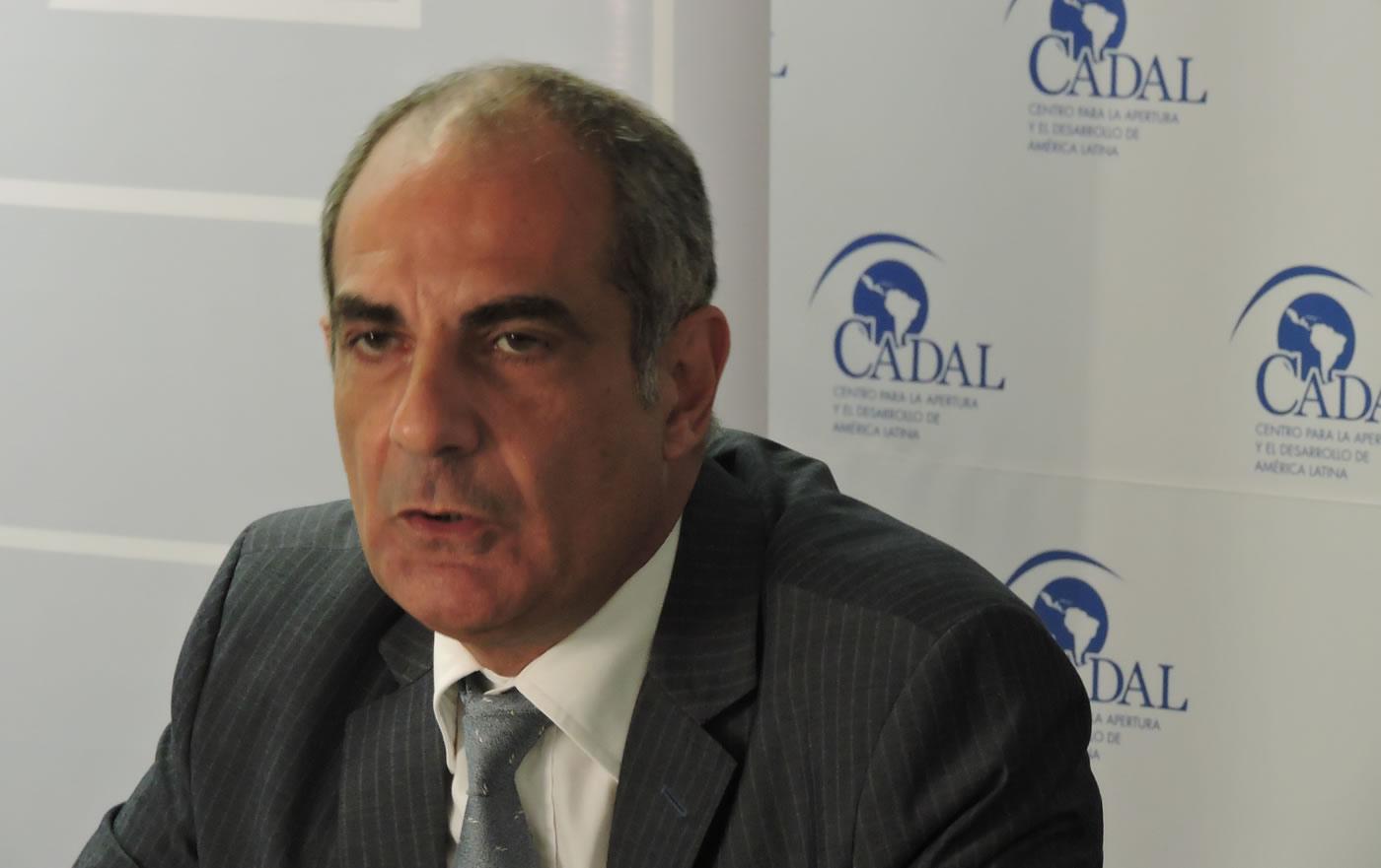 Jorge Elías - Las relaciones Argentina-Estados Unidos