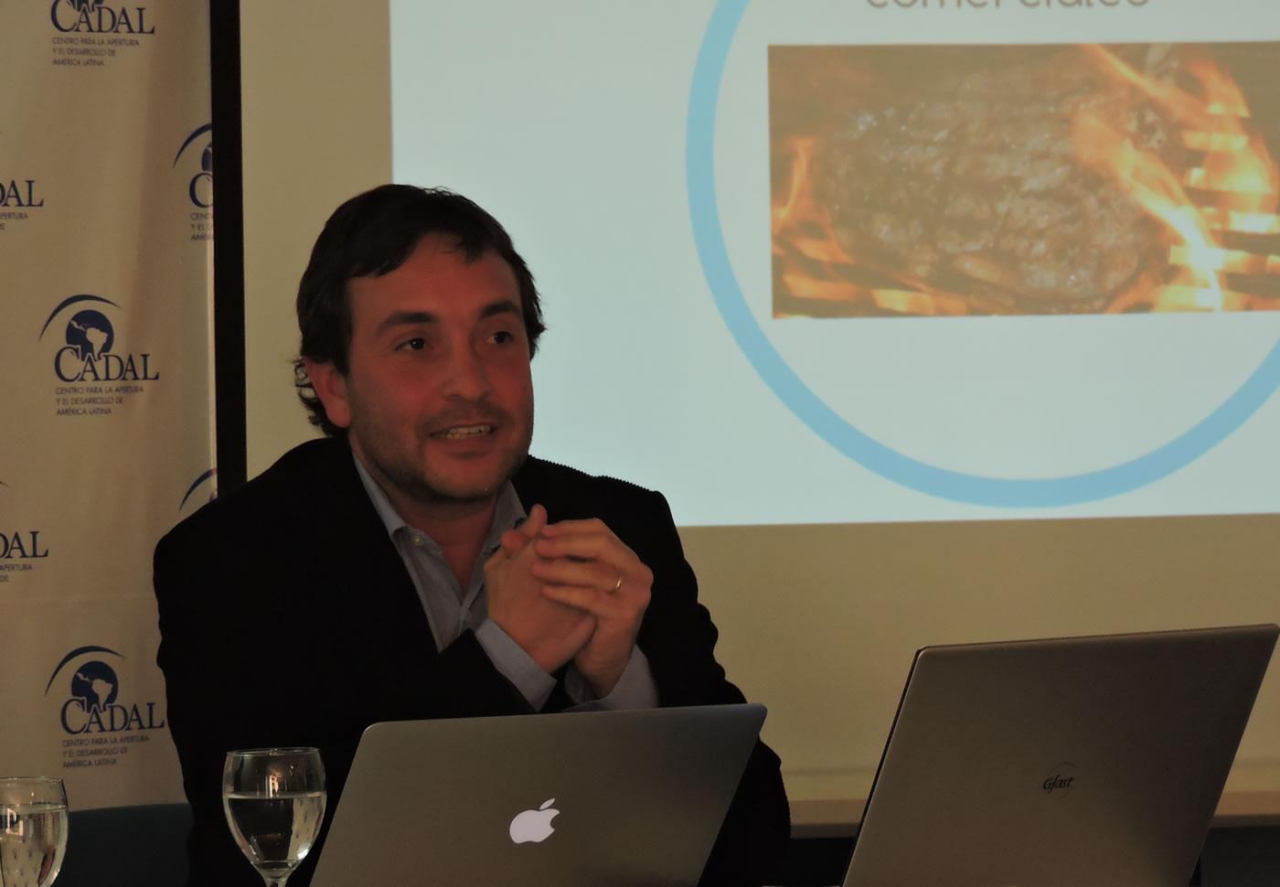Alejandro Rebossio - Las relaciones Argentina-Estados Unidos