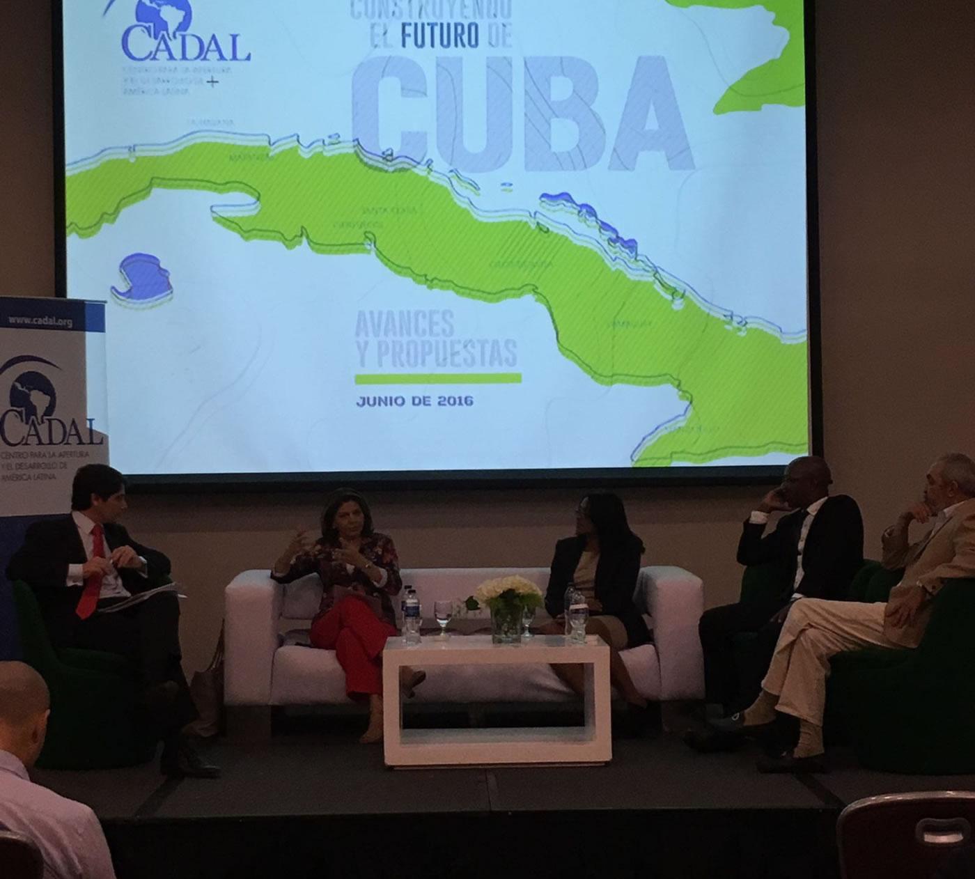 Construyendo el futuro de Cuba