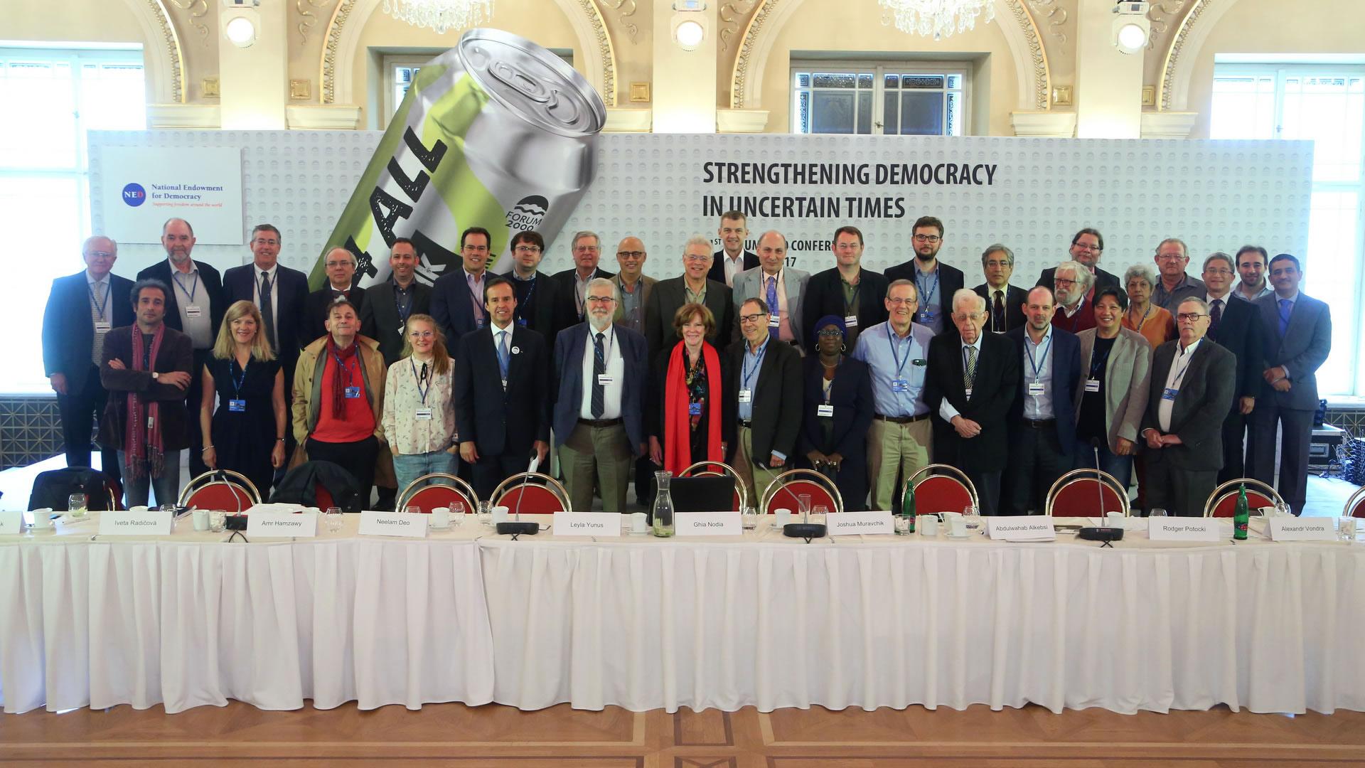 Coalición para la Renovación Democrática