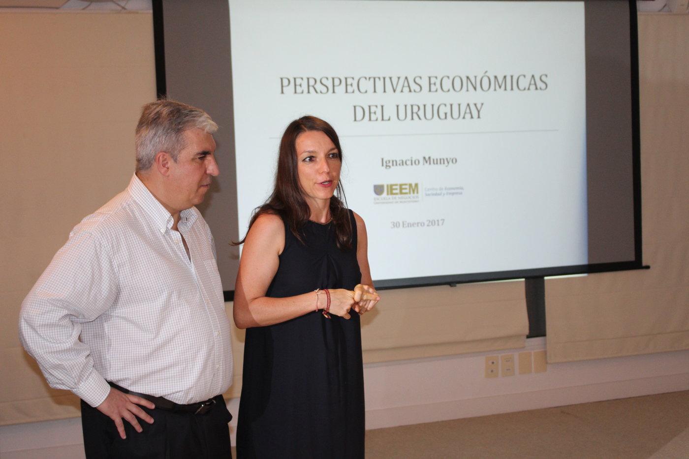 Perspectivas económicas del Uruguay