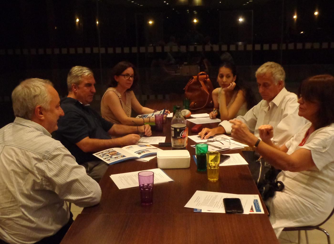 Reunión ampliada del Comité Ejecutivo de CADAL